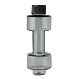 PESO BOTTLE - Sticlă PET de 500ml            MO9579-27, Transparent grey