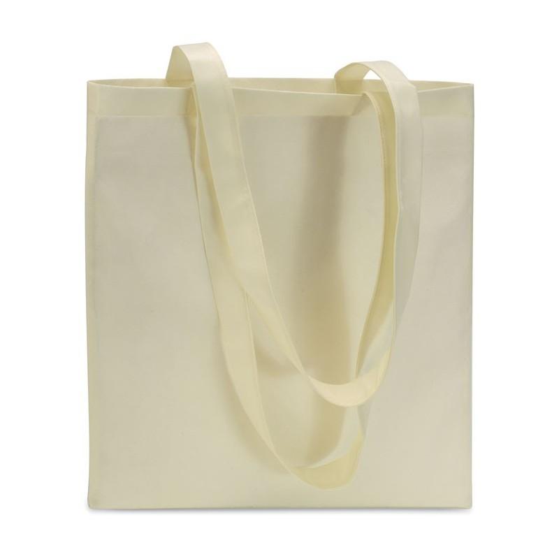 TOTECOLOR - Sacoşă de cumpărături neţesut  IT3787-53, Ivory