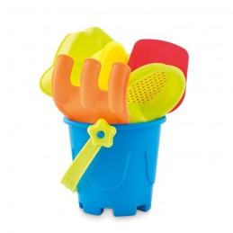 PLAYA - Set plajă copii cu 6 piese     MO9301-99, Multicolour