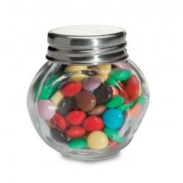 CHOCKY - Ciocolată în borcănaş (30g)    KC6640-99, Multicolour