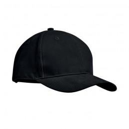 TEKAPO - Șapcă baseball din bumbac      MO9643-03, Negru