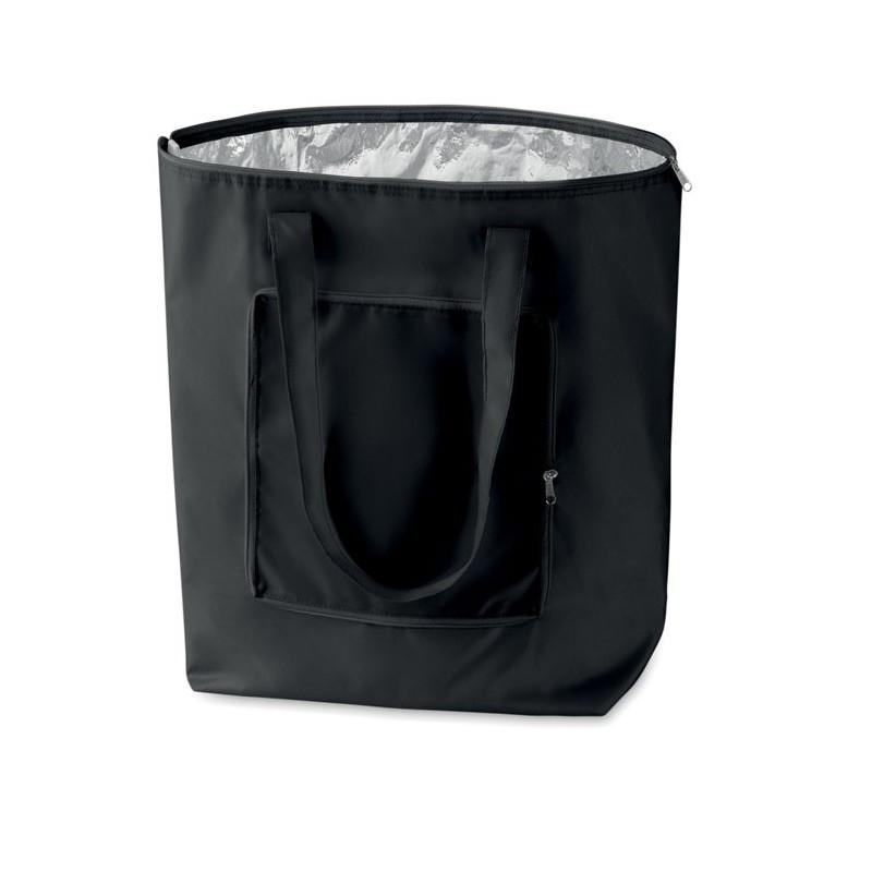 PLICOOL - Sacoșă cumpărături pliabilă    MO7214-03, Negru