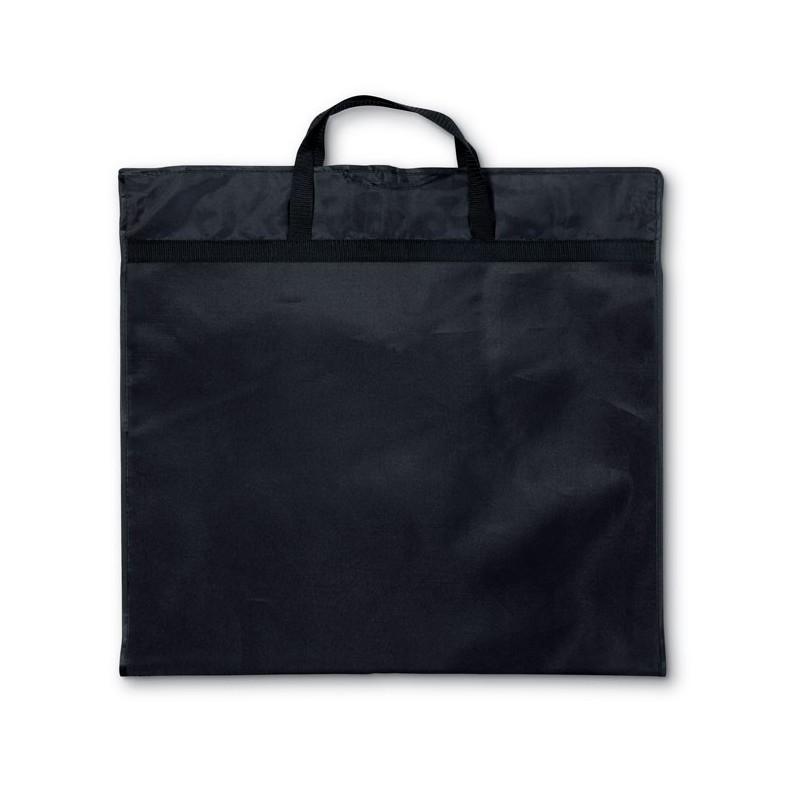 ELEGANTO - Geantă pentru costume          MO8713-03, Negru