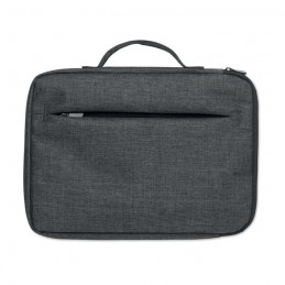 SLIMA BAG - Geantă pt. laptop cu fermoar   MO9990-03, Negru