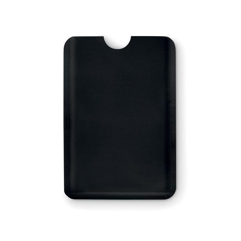 GUARDIAN - Suport protecție RFID          MO8938-03, Negru