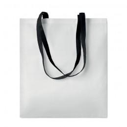 SUBLIM COTTONEL - Sublimation shopping bag       MO9559-03, Negru