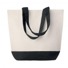 KLEUREN BAG - Geantă de plajă din canvas     MO9816-03, Negru