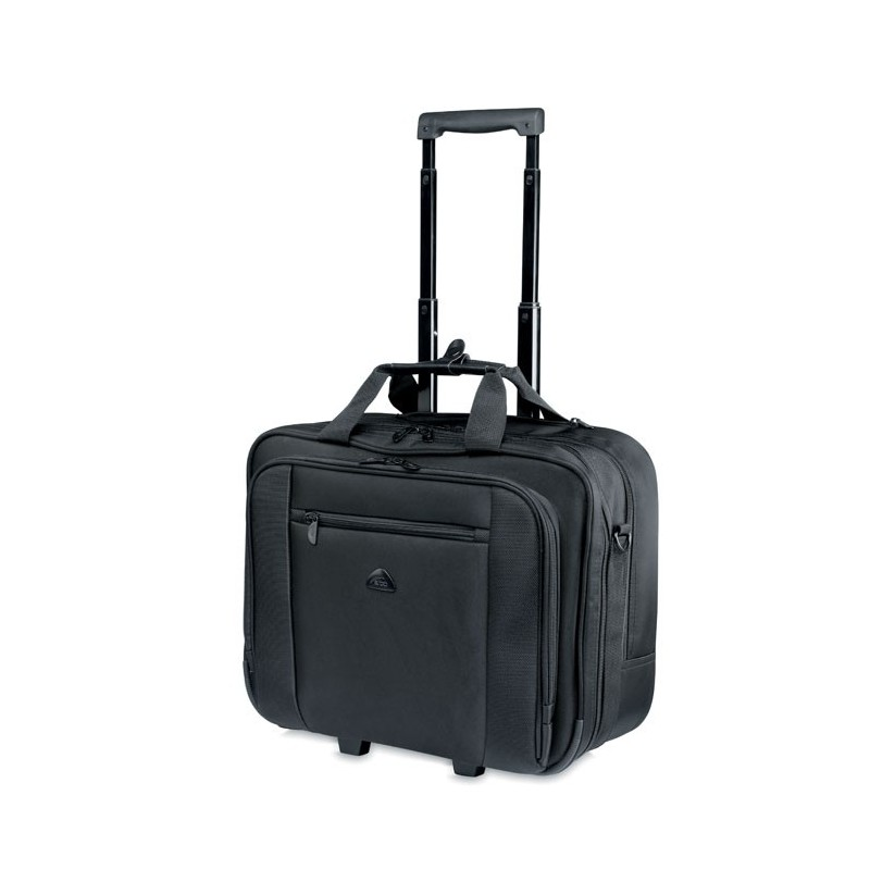 ROCHESTER - Trolley pentru laptop          AR1578-03, Negru