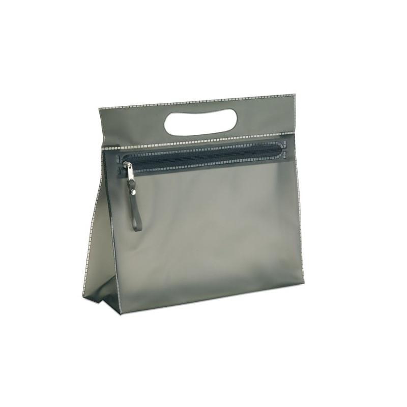 MOONLIGHT - Borsetă transparentă din PVC   IT2558-03, Negru