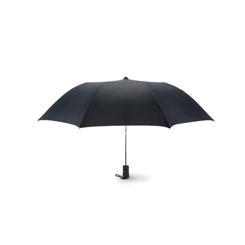 """HAARLEM - Umbrelă automată de 21""""        MO8775-03, Negru"""