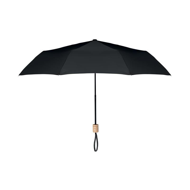 TRALEE - Umbrelă pliabilă.              MO9604-03, Negru