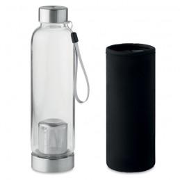 UTAH TEA - Sticlă cu perete simplă        MO9636-03, Negru