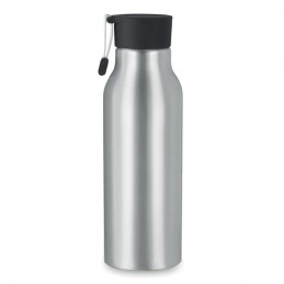MADISON - Sticlă aluminiu 500 ml         MO8920-03, Negru