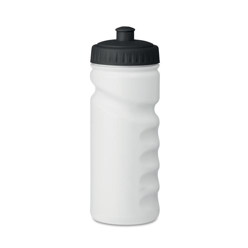 SPOT EIGHT - Sticlă din PE de 500ml         MO9538-03, Negru