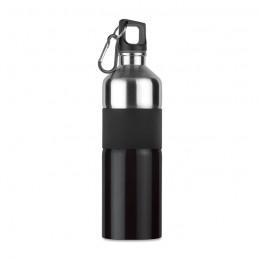 TENERE - Sticlă pentru băut, bicoloră   MO7490-03, Negru
