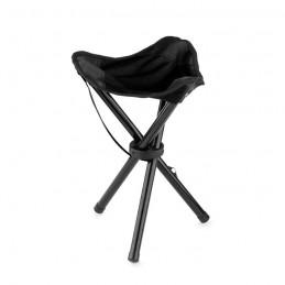 PESCA SEAT - Scaun pliabil pentru exterior  MO9783-03, Negru