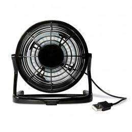 AIRY - Ventilator USB                 MO8763-03, Negru