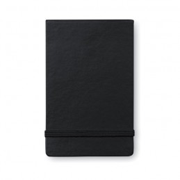STENO - Bloc-notes vertical            MO8033-03, Negru