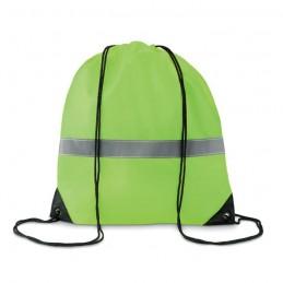 STRIPE - Sac cu cordon și bandă reflect MO8868-70, neon yellow