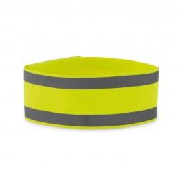 VISIBLE ME - Banderolă sport din lycra      MO9529-70, neon yellow