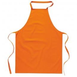 KITAB - Şorţ bucătărie bumbac          MO7251-10, Portocaliu