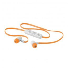 JAZZ - Cască Bluetooth în cutie.      MO9535-10, Portocaliu