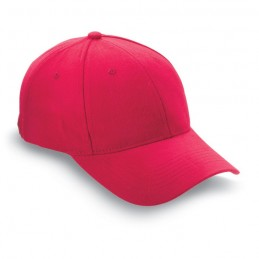 NATUPRO - Şapcă de baseball bumbac       KC1464-05, Rosu