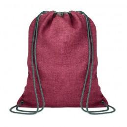 TOCAYO - Rucsac din poliester fleece    MO9776-05, Rosu
