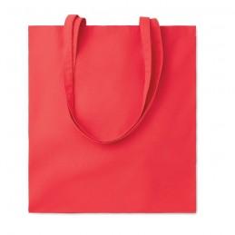 COTTONEL COLOUR + - Sacoşă cumpărături cu mânere   MO9268-05, Rosu