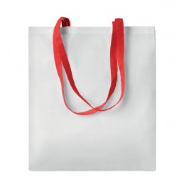 SUBLIM COTTONEL - Sublimation shopping bag       MO9559-05, Rosu