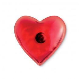 WACO - Compresă în formă de inimă     MO7380-05, Rosu