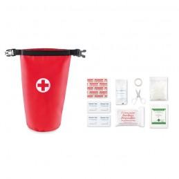 SUPERBAG - Set de urgență                 MO9286-05, Rosu