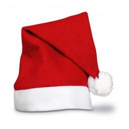BONO - Căciulă de Crăciun.            CX1015-05, Rosu