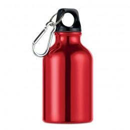 MOSS - Sticlă din aluminiu            MO8287-05, Rosu