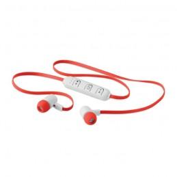 JAZZ - Cască Bluetooth în cutie.      MO9535-05, Rosu