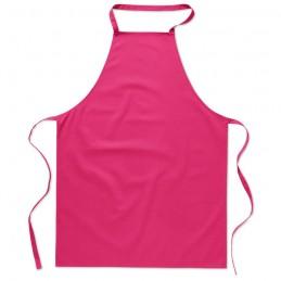 KITAB - Şorţ bucătărie bumbac          MO7251-38, Roz