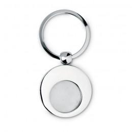 EURING - Breloc metalic                 IT3866-17, Shiny silver