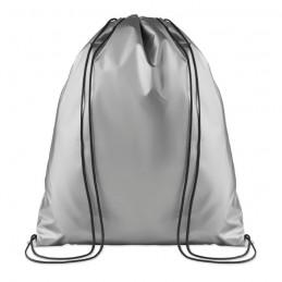 NEW YORK - Sac cu cordon laminat          MO9266-14, Silver