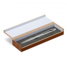 ALASKA - Pix cu laser                   MO8193-14, Silver