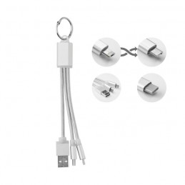 RIZO - Cablu date tip A,B,C           MO9292-14, Silver