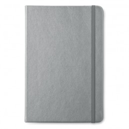 GOLDIES BOOK - Carnet A5 cu foi dictando      MO8637-18, Titanium