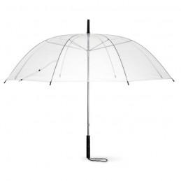 BODA - Umbrelă manulă din PVC         MO8326-22, Transparent
