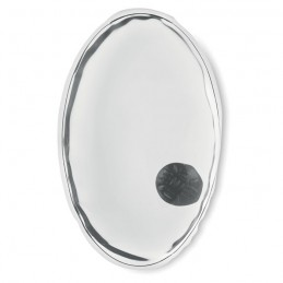 LOVA - Pernuţă ovală cu gel cald pent MO8496-22, Transparent