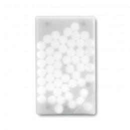 MINTCARD - Cutie cu dropsuri de mentă     KC6637-22, Transparent