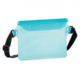 WAISTPHONE - Borsetă impermeabilă           MO6111-23, Transparent blue