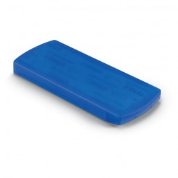 EVAN - Cutie cu 5 plasturi adezivi    KC6949-23, Transparent blue