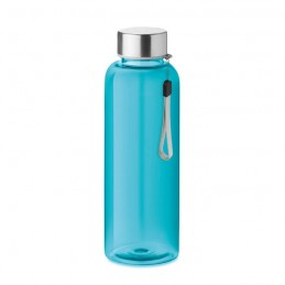 UTAH RPET - RPET bottle 500ml              MO9910-23, Transparent blue