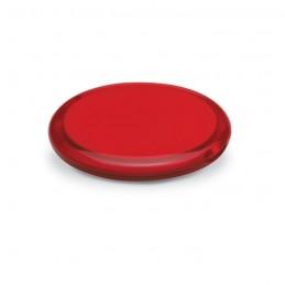 RADIANCE - Oglindă rotundă dublă          IT3054-25, Transparent Rosu