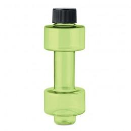 PESO BOTTLE - Sticlă PET de 500ml            MO9579-51, transparent lime