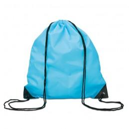 SHOOP - Rucsac cu cordon               MO7208-12, Turquoise